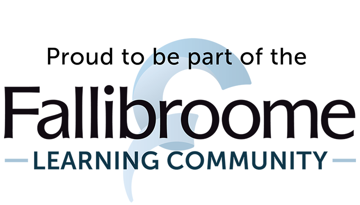 Fallibroome Learning Community Logo